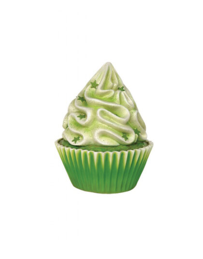 En Grön Cupcake