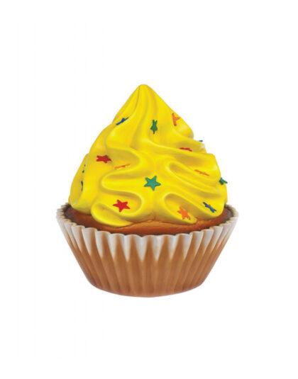 En Gul Cupcake
