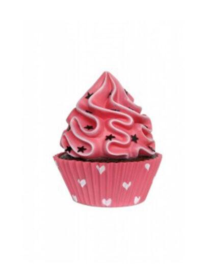 En Röd Cupcake