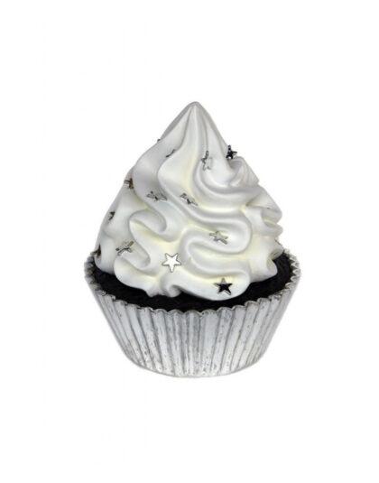 Cupcake i Silver