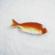 Röd Dentex Fisk