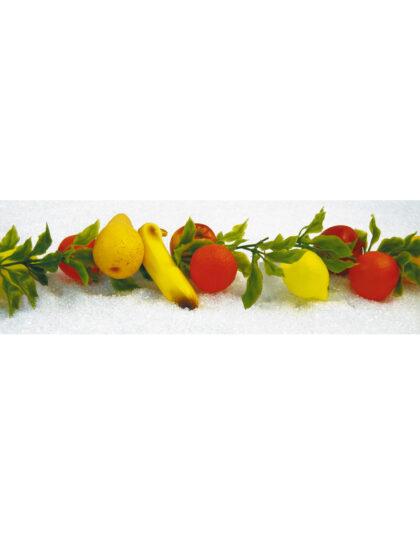 Girlang med blandade frukter