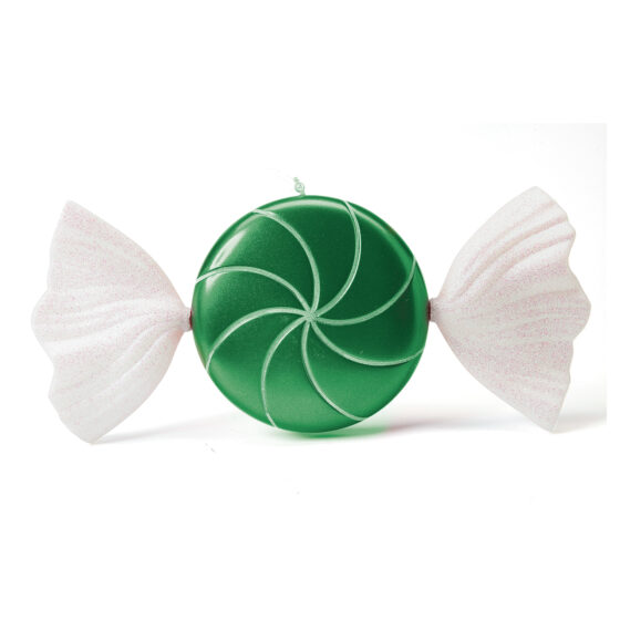 Grön Karamellkula