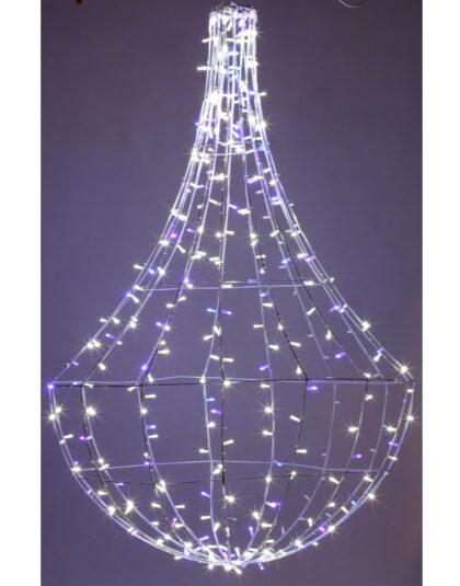 Ljuskorna 2x1,4m LED