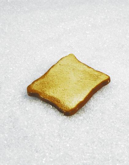 Rostade Brödskivor