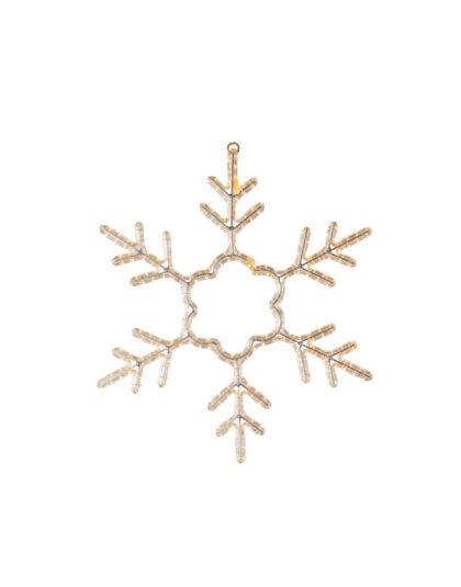 Snöflinga LED 80cm Varmvit A