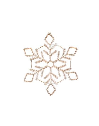 Snöflinga 80cm Varmvit B