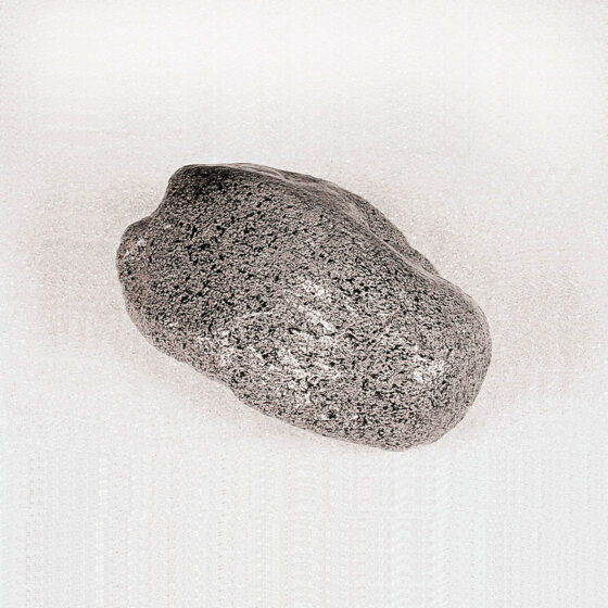 Stor Sten i Plast