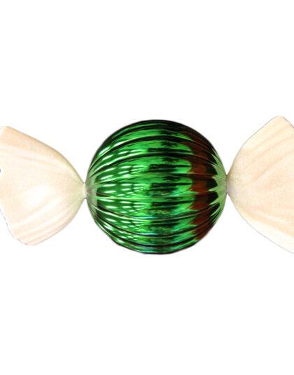 Kula Karamell Rund Grön