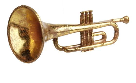 Trumpet i Guld