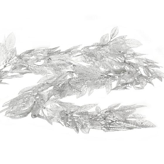 Lövgirlang i Silver