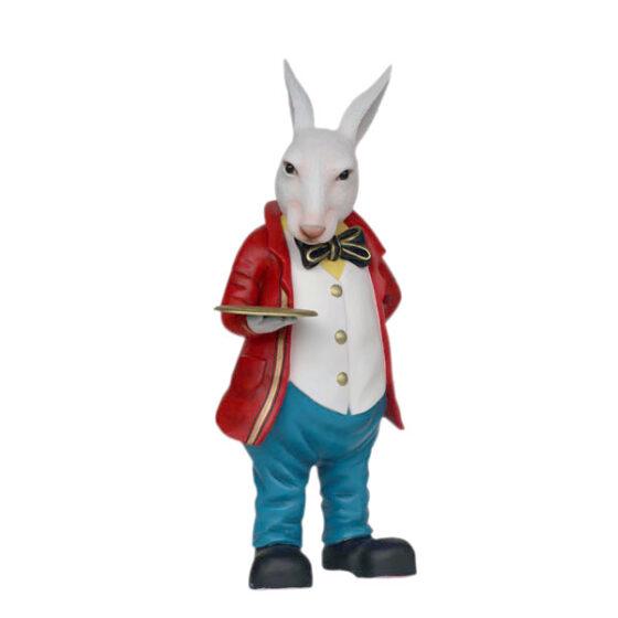 Hare som Serverar