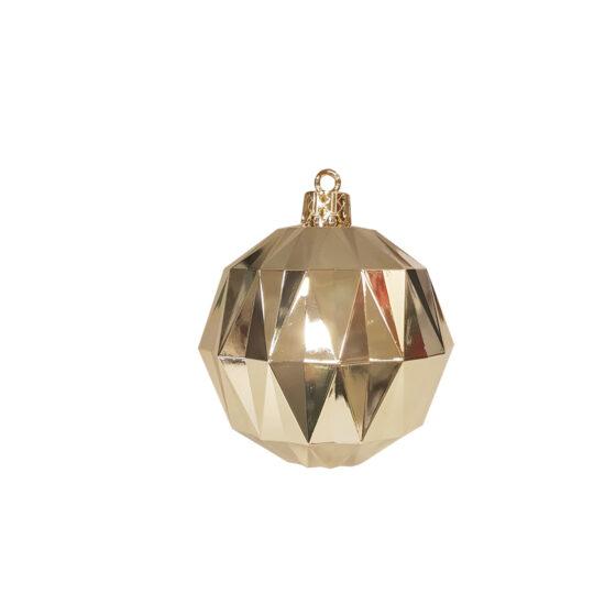 Kula Diamant Guld 8cm