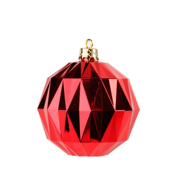Kula Diamant Röd Blank 12cm