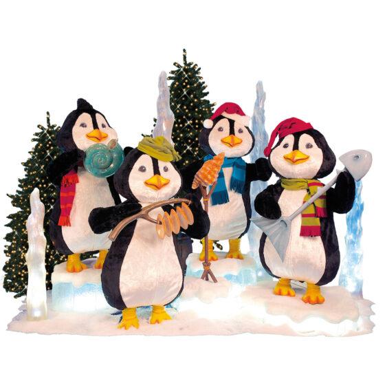 0375 Pingvinorkester