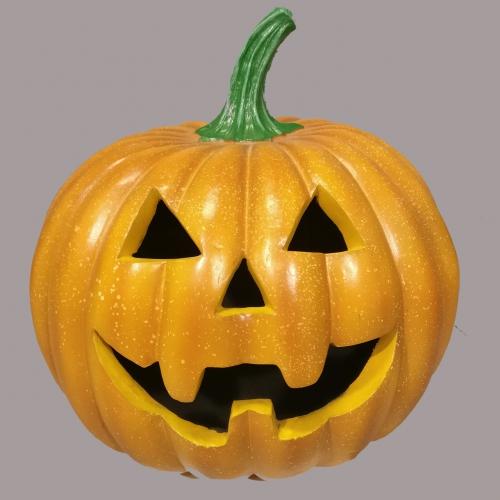 Pumpa för halloweendekoration